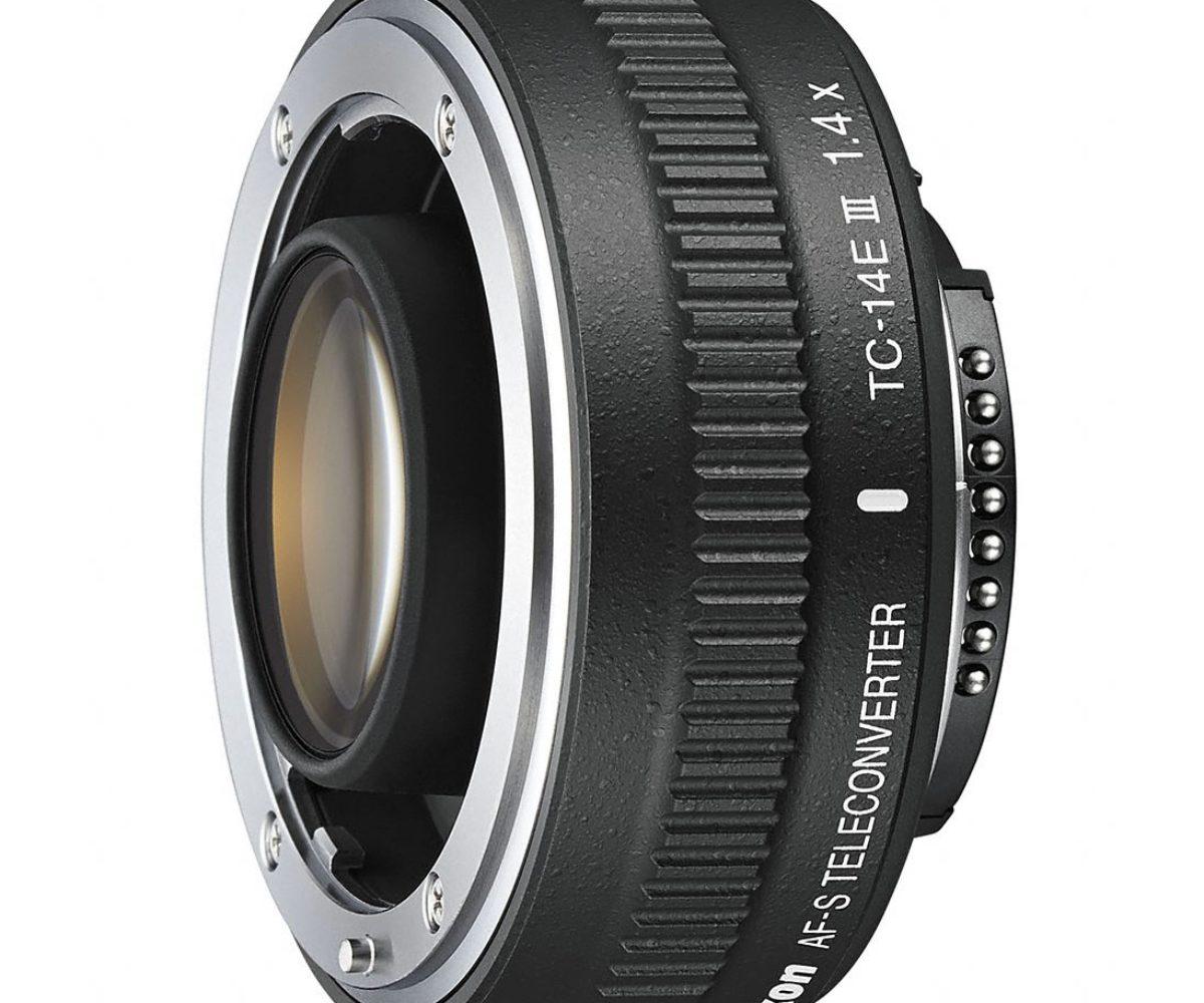 Téléconvertisseur Nikon AF-S TC-14E III